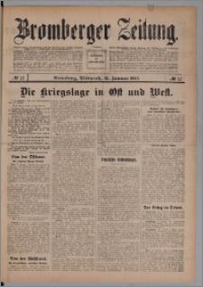 Bromberger Zeitung, 1915, nr 10