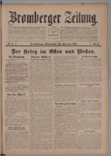Bromberger Zeitung, 1915, nr 16