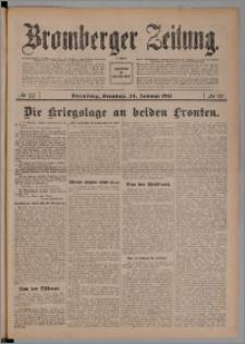 Bromberger Zeitung, 1915, nr 20