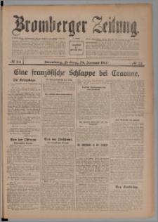 Bromberger Zeitung, 1915, nr 24