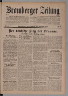 Bromberger Zeitung, 1915, nr 25