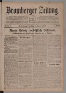 Bromberger Zeitung, 1915, nr 26
