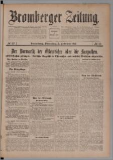 Bromberger Zeitung, 1915, nr 27