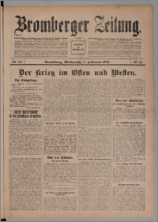 Bromberger Zeitung, 1915, nr 28