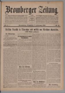 Bromberger Zeitung, 1915, nr 32