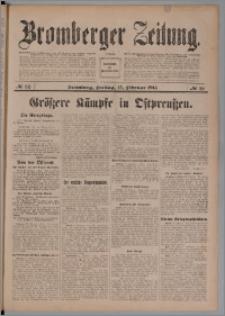 Bromberger Zeitung, 1915, nr 36