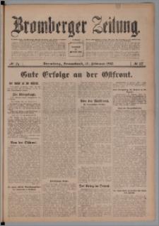 Bromberger Zeitung, 1915, nr 37