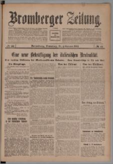 Bromberger Zeitung, 1915, nr 44