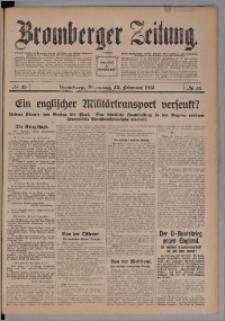 Bromberger Zeitung, 1915, nr 45