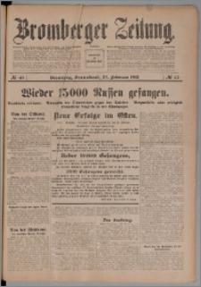 Bromberger Zeitung, 1915, nr 49