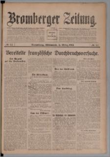 Bromberger Zeitung, 1915, nr 52