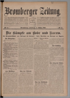 Bromberger Zeitung, 1915, nr 54