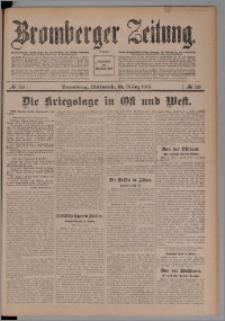 Bromberger Zeitung, 1915, nr 58
