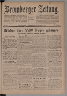 Bromberger Zeitung, 1915, nr 59