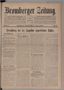 Bromberger Zeitung, 1915, nr 61