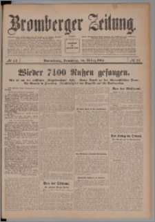 Bromberger Zeitung, 1915, nr 62