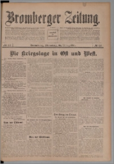 Bromberger Zeitung, 1915, nr 63