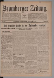 Bromberger Zeitung, 1915, nr 67