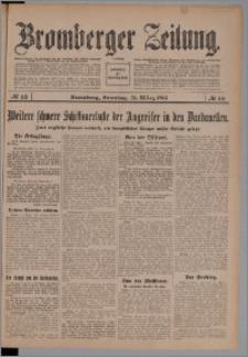 Bromberger Zeitung, 1915, nr 68