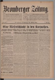 Bromberger Zeitung, 1915, nr 69