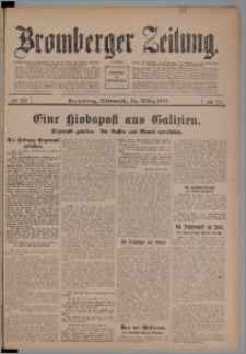 Bromberger Zeitung, 1915, nr 70