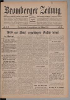 Bromberger Zeitung, 1915, nr 71