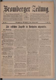 Bromberger Zeitung, 1915, nr 75