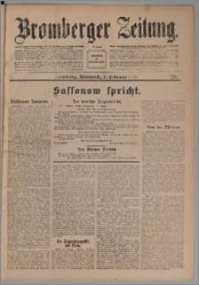 Bromberger Zeitung, 1916, nr 27
