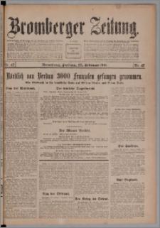 Bromberger Zeitung, 1916, nr 47