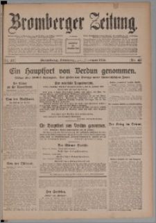 Bromberger Zeitung, 1916, nr 49
