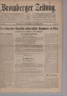 Bromberger Zeitung, 1916, nr 75