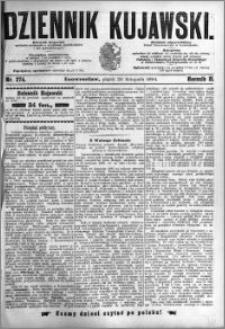 Dziennik Kujawski 1894.11.30 R.2 nr 274