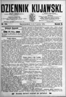 Dziennik Kujawski 1894.12.05 R.2 nr 278