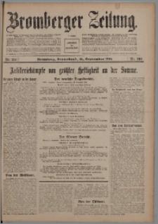 Bromberger Zeitung, 1916, nr 218
