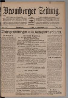 Bromberger Zeitung, 1916, nr 258
