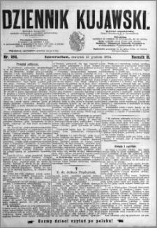 Dziennik Kujawski 1894.12.13 R.2 nr 284