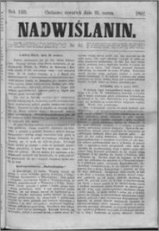Nadwiślanin, 1862.03.19 R. 13 nr 32