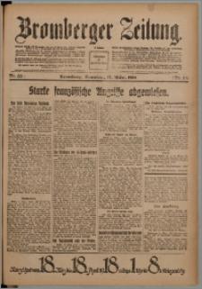 Bromberger Zeitung, 1918, nr 65
