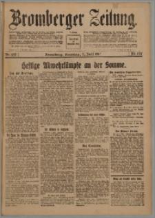 Bromberger Zeitung, 1918, nr 157