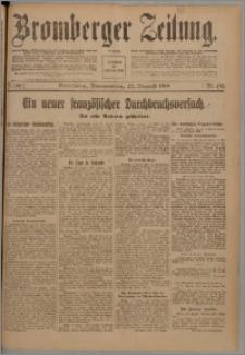 Bromberger Zeitung, 1918, nr 196