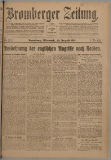 Bromberger Zeitung, 1918, nr 201