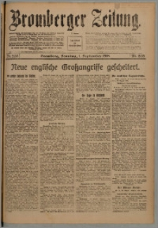 Bromberger Zeitung, 1918, nr 205