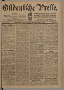 Bromberger Zeitung, 1918, nr 303