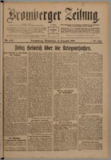Bromberger Zeitung, 1918, nr 180