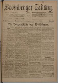 Bromberger Zeitung, 1918, nr 222