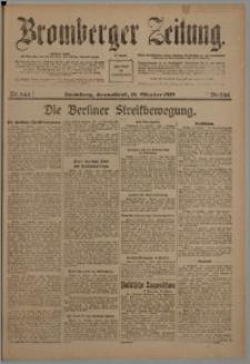 Bromberger Zeitung, 1918, nr 244