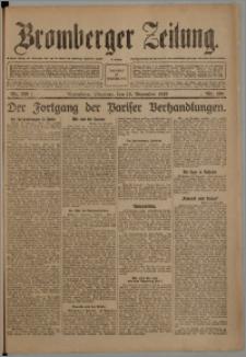 Bromberger Zeitung, 1918, nr 299