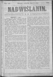 Nadwiślanin, 1862.05.08 R. 13 nr 52