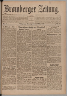 Bromberger Zeitung, 1920, nr 61