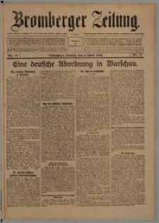 Bromberger Zeitung, 1920, nr 77